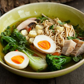 Fairburn's Pork and Egg Ramen