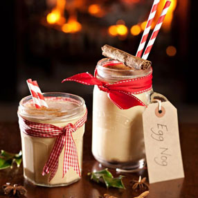 Fairburn's Spiced Baileys Egg Nog