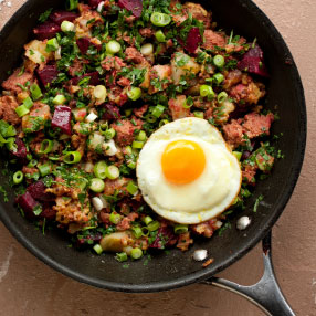 Corned Beef Brunch Hash