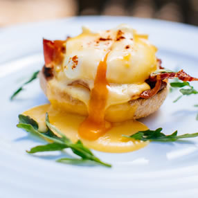 Fairburn's Best Ever Eggs Benedict